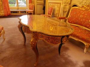 table Boule