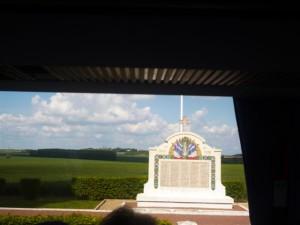 Monument aux morts dont Charles Peguy P1000712